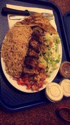 Afghan dinner !