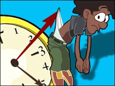 The PBS website offers time management skills especially for middle school students.