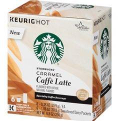 $1.50 off Starbucks Caffè Latte K-Cup Coupon on http://hunt4freebies.com/coupons