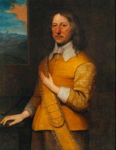 Sir Simon Fanshawe