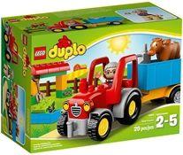 10524 LEGO Duplo Traktor med Henger