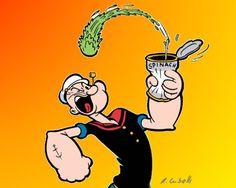 Popeye...