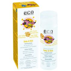 Eco Baby & Kids Sun Cream SPF very high mineral protection Granada, Bio Shop, Eco Baby, The Body Shop, Health And Safety, Baby Kids, Cream, Neutral, Sun Protection