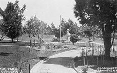 Lithgow Park... 1920's Roaring Twenties, The Twenties, Wall Street, Australia, Memories, Park, History, Country, Places