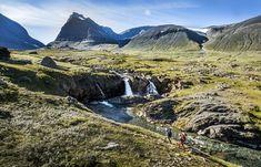 Fjällräven Classic Fjallraven  Ez lesz a programom jövő augusztusban:) 110km séta a sarkkörön túl.