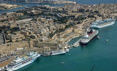 Valetta waterfront,Malta