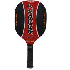 Verus Sports Assault Pickleball Paddle, Red