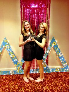 Sisters at Recruitment 2014!
