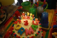 Yo Gabba Gabba Birthday Party Ideas | Photo 8 of 35 | Catch My Party