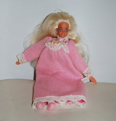Barbie bed Time 1993