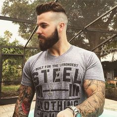 #beard style for 2016  #grooming