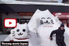 Jeremy Meets Japan - Hokkaido: Otaru (VIDEO)