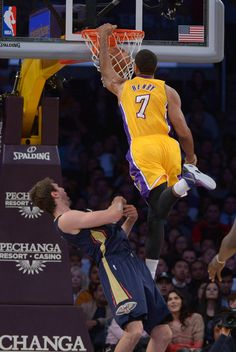Lakers DUNK of the season