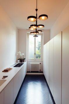 Kitchen Interior, New Kitchen, Kitchen Ideas, Kitchen White, Kitchen Decor, Decorating Kitchen, Quirky Kitchen, Compact Kitchen, Awesome Kitchen