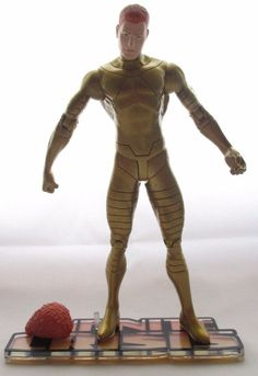 DC Direct Infinite Crisis Series 1 Alexander Luthor Action Figure #DCDirect