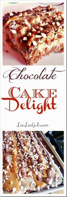 Lou Lou Girls : Chocolate Cake Delight http://www.loulougirls.com/2015/04/chocolate-cake-delight.html?utm_content=bufferdeb03&utm_medium=social&utm_source=twitter.com&utm_campaign=buffer