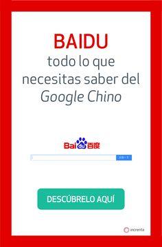 #Baidu: todo lo que debes saber del #Google chino #SEO