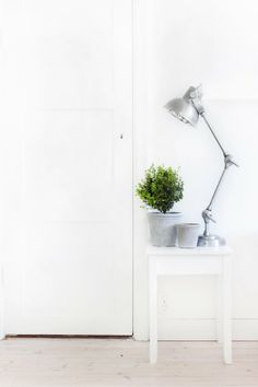 White style by Sofia Landin / Blog La petite fabrique de rêves
