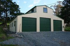 Browse our image gallery of quality steel sheds, garages, farm buildings, commercial buildings and more! Steel Sheds, American Barn, Roller Doors, Cream Walls, Barns Sheds, Master Plan, Garages, Outdoor Structures, Gallery