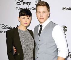Pregnant Ginnifer Goodwin and her Once Upon a Time costar Josh Dallas are married!