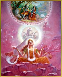 Sacred Art Retreats 2014 - London and Haridwar, India! Krishna Lila, Krishna Radha, Radha Rani, Lord Krishna Images, Radha Krishna Pictures, Krishna Bhajan, Gayatri Devi, Durga Painting, Bhagavata Purana