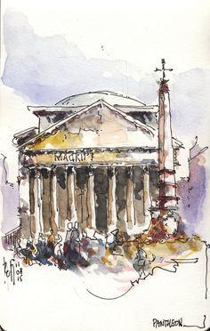 Rome, Pantheon