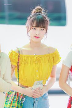 IZ*ONE-Yena 190628 Incheon Airport to Taiwan Kpop Girl Groups, Kpop Girls, Yuri, Eyes On Me, Gfriend Sowon, Japanese Girl Group, Korean Entertainment, Popular Music, Bohemian Gypsy
