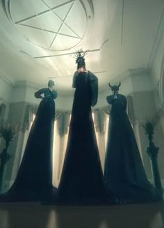 American Horror Story: Coven - The Big Three