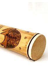 make your own rain stick