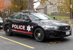 In-Service Cop Cars: Ford Police Interceptor Sedan - POLICE Magazine
