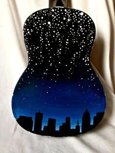 Night sky ukulele