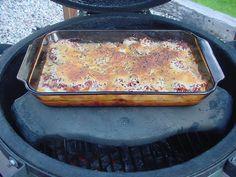 Big Green Eggplant Parmesan More ideas:  http://eggheadforum.com/discussion/445760/eggplant-recipe