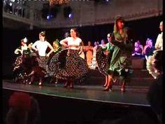 Rumba - La Casa Sevillana, LLeno de Flamenco 2010