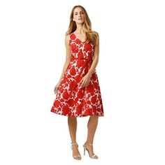 Phase Eight Poppy Burnout Dress | Debenhams