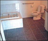31 best tile images on pinterest olympia tile bathroom interior and bed room. Black Bedroom Furniture Sets. Home Design Ideas