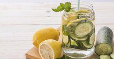 Estas deliciosas águas detox ajudarão à alcançar o desejado abdômen reto
