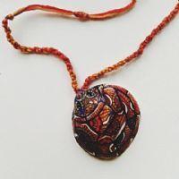 Baratto/Scambio: collana con ciondolo tartaruga [ Autoproduzione/Bigiotteria] a Barga (LU) - coseinutili.it