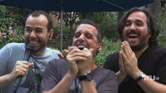 Brian quinn joe Gatto and James Murray impractical jokers ♡