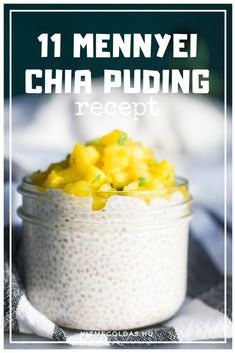 What's the easiest way to add the goodness of chia into your diet?  Chia Seeds are bursting with fatty acids w. Healthy Breakfast Recipes, Healthy Recipes, Cooking Recipes, Bananas, Chia Puding, Easy To Digest Foods, Perfect Apple Pie, Fruity Drinks, Easy Casserole Recipes