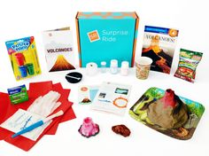 Introducing subscription boxes for kids.