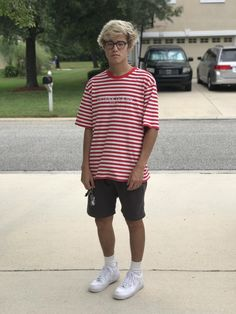 What r/streetwear Wore This Past Month. - Album on Imgur #mensoutfitsstreetwear #MensFashionSpring