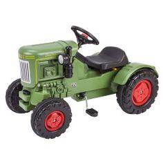 BIG Fendt Dieselross Tractor
