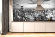Kuchynská fototapeta NY - DIMEX