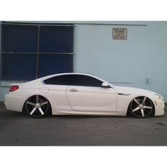 BMW 6 Series - Vossen CV3.. My prefect car