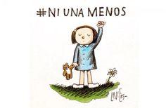 #NiUnaMenos #StopFeminicidios #Argentina - 3 de junio 2015 #Liniers
