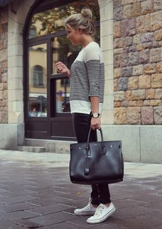 casual street style | converse shoes