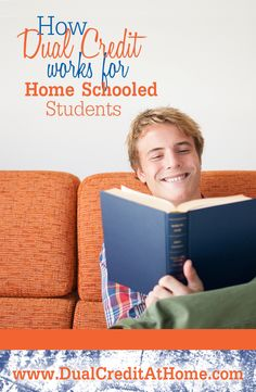 Part 1 of 3 As a home school mom who's utilized dual credit studies as part of our high school at home for several years, I'd like to share with you exactly how dual credit works so you can decide if and how to implement it in your own home school. (And for those that decide to launch out, Part 2 of this series shares... Read More