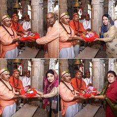 Artists receiving saropav from priests of Shree Eklingji temple at Swaranjali 2016  The Guru Poornima Festival  #Swaranjali#Swaranjali2016#GuruPurnima#GuruPoornima #Eklingji #ShreeEklingji#ShreeEklingjiTemple #IndianFestivals#Music#Devotion#EternalMewar#Mewar #Heritage#Udaipur#Rajasthan#India