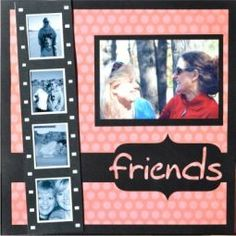 Friends Buckle