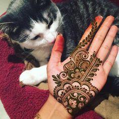 All Mehndi Design, Eid Mehndi Designs, Heena Design, Mehndi Designs For Fingers, Mehndi Images, Simple Mehndi Designs, Henna Tattoo Designs, Tattoo Ideas, Simple Arabic Mehndi